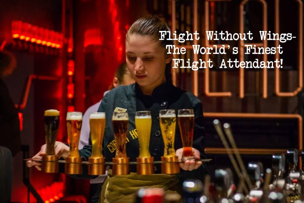 Beer Sample Flight