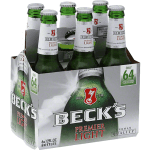 Here is a beer with low calories.