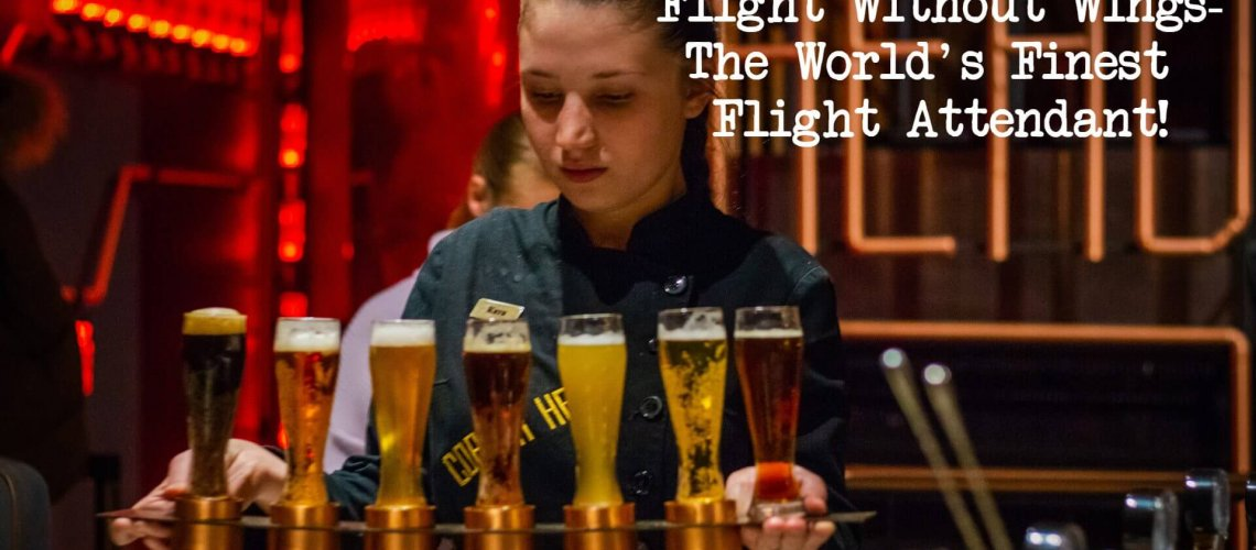 Beer Sample Flight
