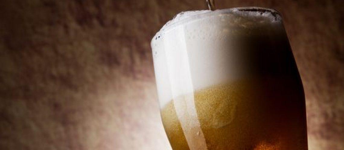 Beer is an old beverage
